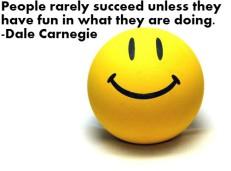 Dale Carnegie success and fun