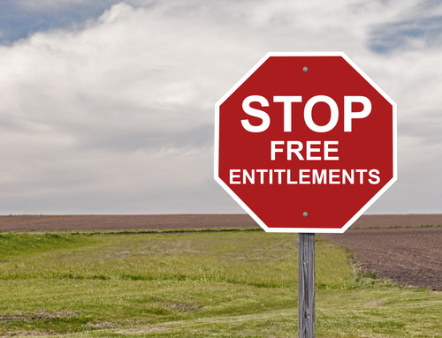 Stop Free Entitlements
