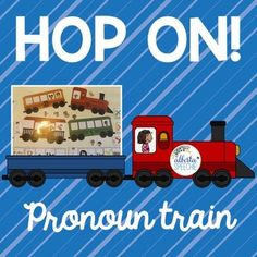 pronoun train