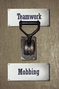 Schild 106 - Teamwork