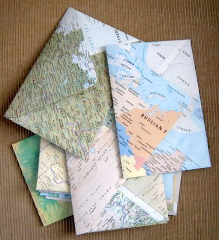 map-envelopes