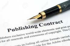 12559136-publishing-contract-stock-photo
