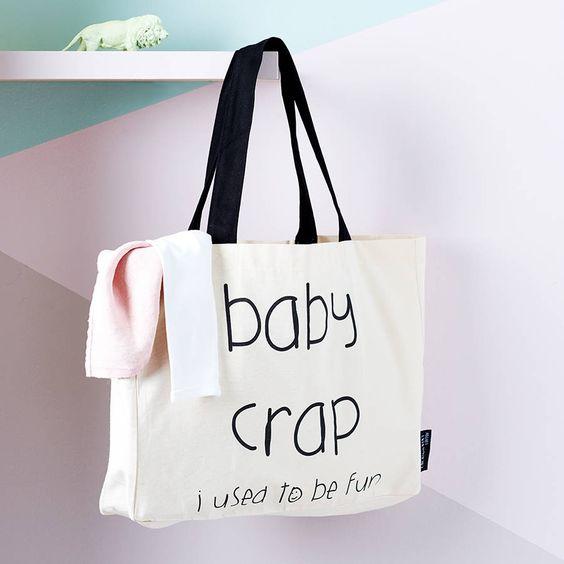 baby crap bag